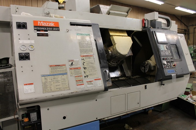 Machine Tools 24-7 All The Used